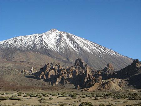 Pic du Teide © UNIEUX