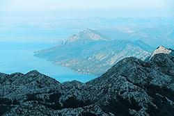 Massif du Biokovo © Sergio Gobbo - ONT Croatie