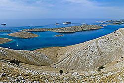 Parc national des îles Kornati © Stipe Surać - ONT Croatie