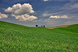Val d'Orcia © phillos