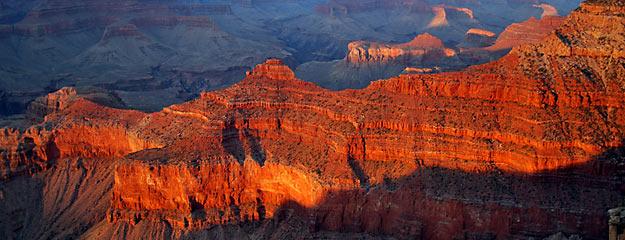 Les 50 merveilles naturelles du monde à voir dans une vie. Photo : Grand Canyon © jojo4