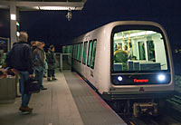 Métro de Copenhague. Johan Wessman - News Øresund - Flickr - CC BY 3.0