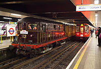 Métro de Londres. Tom Page - Flickr - CC BY 2.0