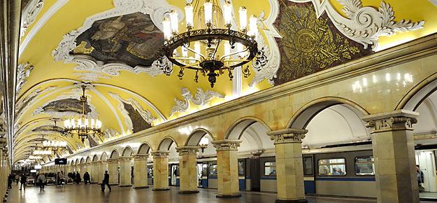 Voyage dans les métros du monde. Tim Adams - Flickr - CC BY 2.0