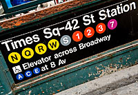 Métro de New York. Josh Hallett - Flickr - CC BY 2.0