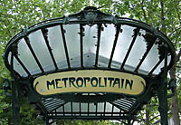 Métro parisien. Jürgen Glüe - Flickr - CC BY 2.0