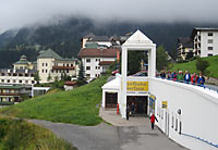 Métro de Serfaus. Bad Kleinkirchheim - Flickr - CC BY 2.0