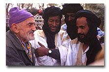 A Nouakchott en 1995  © Edmond Diemer