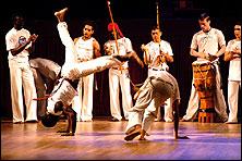 Capoeira © Banjee