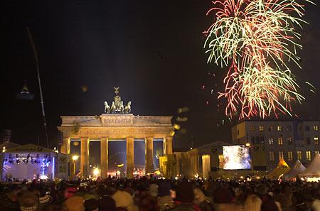 Nouvel an à Berlin © Anja Marx / www.visitberlin.de