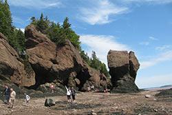 Baie de Fundy © L'amateur