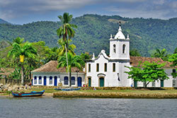 Paraty. Otávio Nogueira - Flickr - CC BY 2.0