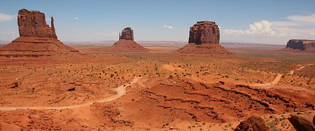 Parcs nationaux de l'Ouest américain © Hiacinthe