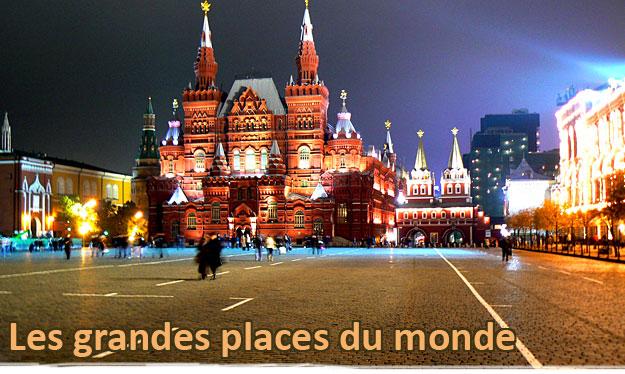 Les grandes places du monde © Alexis 971
