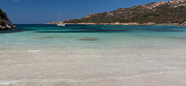 Les plus belles plages de Corse. Photo : Cala di Paraguano. Alain Stoll - Flickr - CC BY-NC 2.0