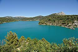 Lac du Bimont © R. Cintas Flores / Office de Tourisme d'Aix-en-Provence