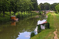 Pont des moulins © OT Briare