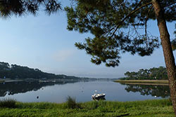 Lac d'Hossegor © Miluz - Flickr - CC BY 2.0