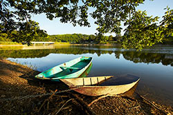 Lac de Mervent © A.Lamoureux / Vendée Expansion