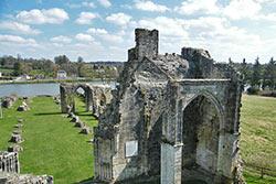 Abbaye de Saint-Evroult © Pays d'Ouche Développement