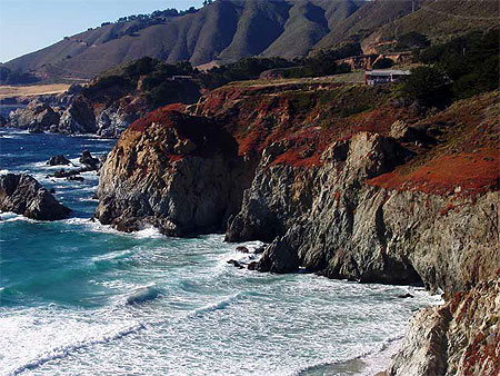 Pacific coast highway © BRUNE