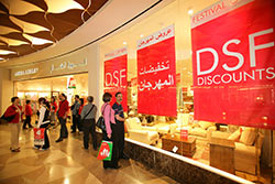 Soldes à Dubaï © Dubaï - Department of tourism and commerce marketing