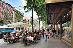 Soldes à Madrid © Paolo Giocoso / E.M. Promoción de Madrid, S.A.