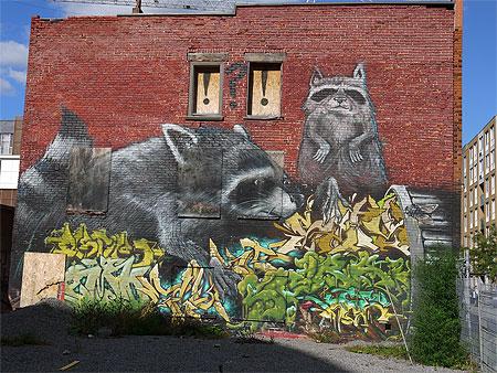 Street Art à Montréal © ChRiStOpHe GaRiNeT