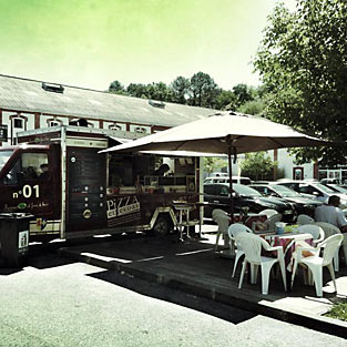 Le Camion Pizza Etxekoak