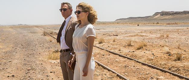 Un tour du monde avec James Bond. Photo : SPECTRE © 2015 Metro-Goldwyn-Mayer Studios Inc., Danjaq, LLC and Columbia Pictures Industries, Inc. All rights reserved.