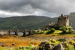 Château d'Eilean Donan © voltaireetzadig