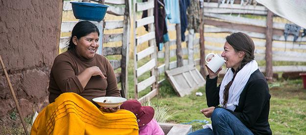 Ils ont choisi le tourisme responsable. Photo © www.tdm80.com