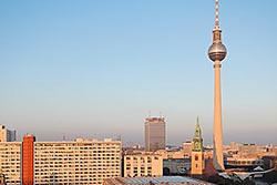 Berliner Fernsehturm © claire91