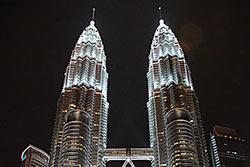 Petronas Towers © Lise Rolland