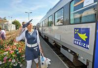 Ligne Baie © SNCF – médiathèque Philippe Frayssex