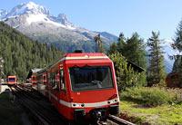 © Les trains du mont Blanc © Philippe Mirville