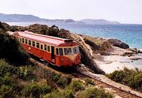 Le Chemin de fer de la Corse © Philippe Mirville