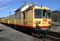 Le Train Jaune © Philippe Mirville