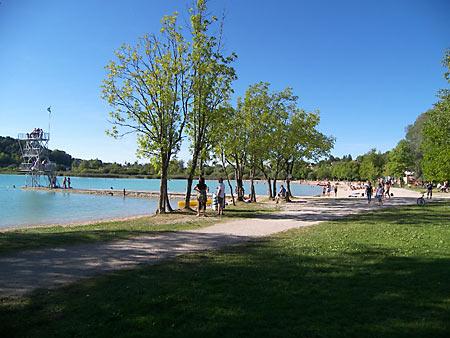 Lac de Clairvaux © www.juralacs.com