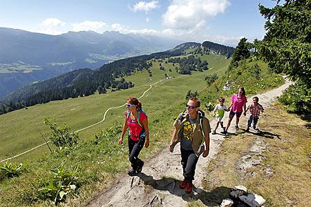 Randonnée dans le Vercors © Agence Urope - Isère Tourisme