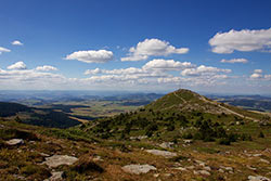 Mont Mézenc.  Laurent Belcour - Flickr CC BY-NC-SA 2.0