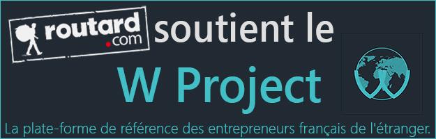 Routard.com soutient le W Project