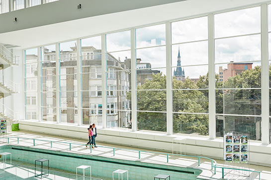 Cité Miroir © WBT - Denis Erroyaux