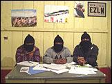 Zapatistes © Nicolas Loustalot / www.lutopia-chiapas.com.