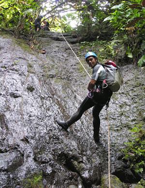 Tahiti : dans les canyons de la vallée de Papenoo