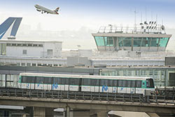 Relier les deux aéroports. OrlyVal © RATP - François Mauboussin