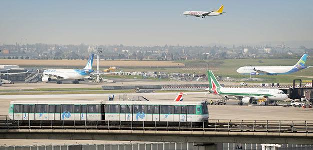 Relier Paris et ses aéroports. Photo : Orlyval © RATP - Jean-François Mauboussin