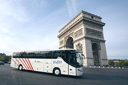 Relier Paris et Orly. Bus Direct © Keolis