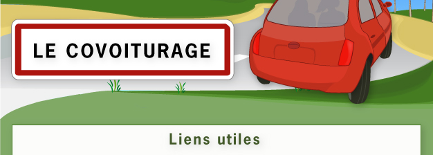 Covoiturage : liens utiles